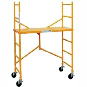 Extra Heavy-Duty Mini-Mobile Utility Stand & Scaffold