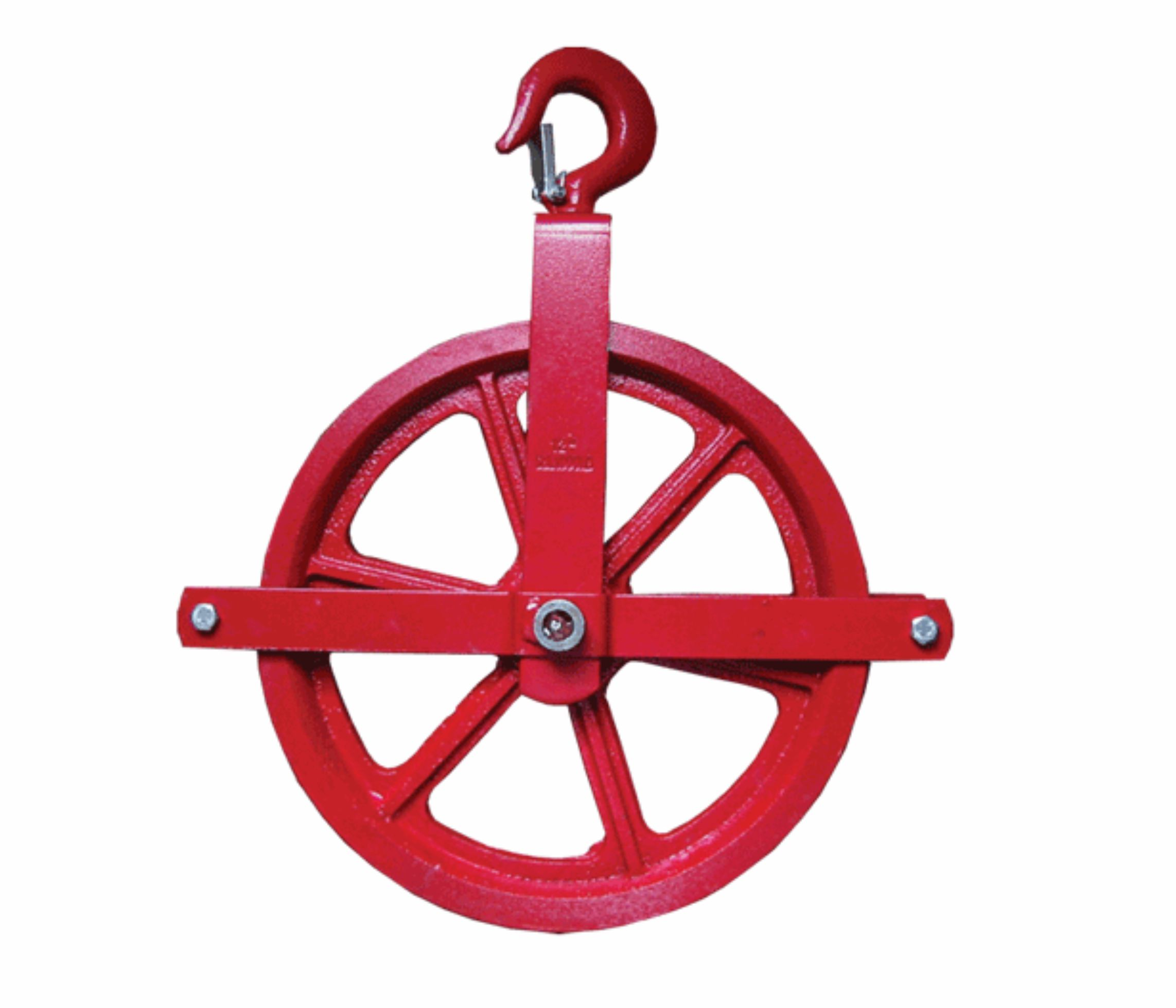 Red Pulley Edmonton Scaffolding