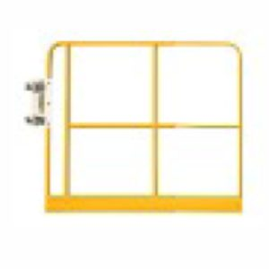 Swinging Scaffold Gate