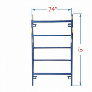 ladder-frame-24′-x-5